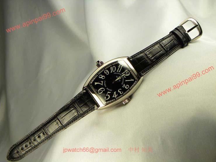 FRANCK MULLER フランクミュラー スーパーコピー時計 シークレットアワーズ ブラック 7880SEH1