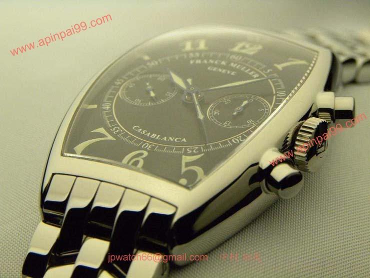 FRANCK MULLER フランクミュラー スーパーコピー時計 カサブランカ クロノグラフ 5850CC
