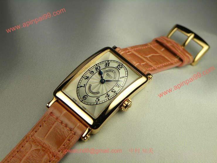 腕時計 コピー FRANCK MULLER フランクミュラー ロングアイランド レディース