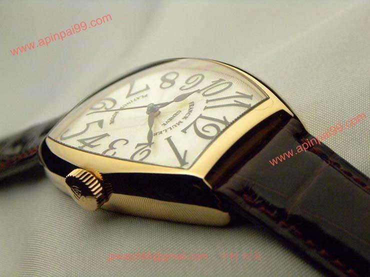 腕時計 コピー FRANCK MULLER フランクミュラー 激安 トノウカーベックス センターセコンド 5850SC