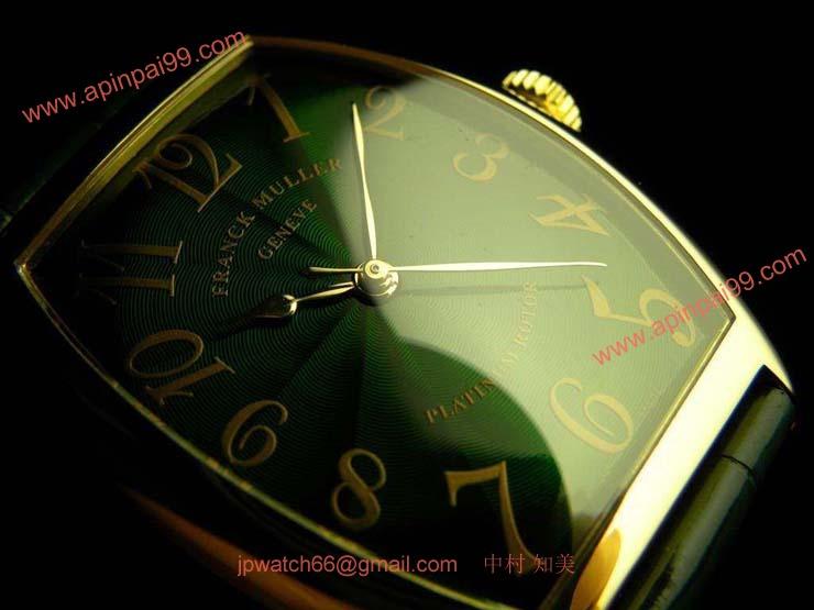 腕時計 コピー FRANCK MULLER フランクミュラー 激安 トノウカーベックス