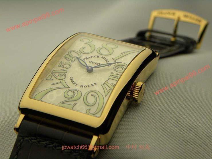 FRANCK MULLER フランクミュラー 偽物時計 ロングアイランド クレイジーアワーズ 1200CH