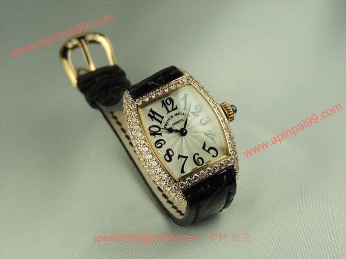 フランク・ミュラー コピー 時計 トノウカーベックス レディース