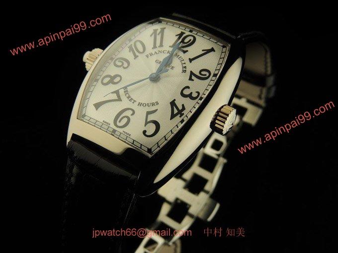 フランク・ミュラー コピー 時計 シークレットアワーズ ホワイト7880SEH1 OG White