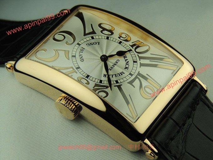 フランク・ミュラー コピー 時計 ロングアイランド レリーフ 1200SCRELIEF 5N White