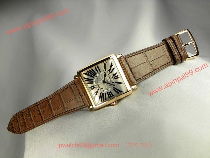 フランク・ミュラー コピー 時計 マスタースクェア レディース 6002MQZ 5N White