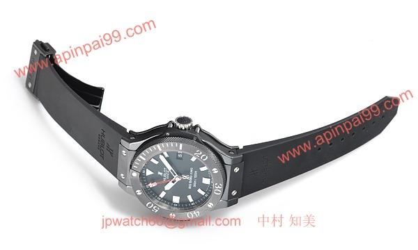 (HUBLOT)ウブロ 腕時計 コピー ビッグバンキング ブラックマジック 312.CM.1120.RX