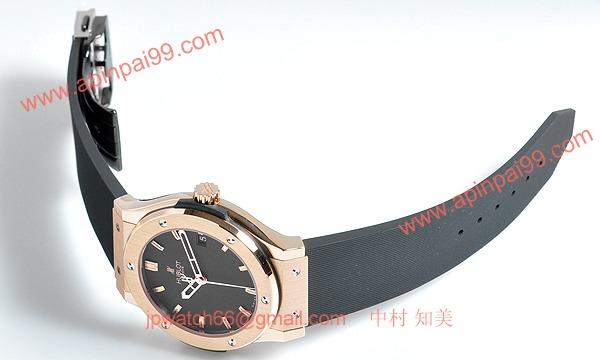 (HUBLOT)ウブロ コピー時計 ビッグバン アエロバン ブラックマジック 311.CI.1170.GR