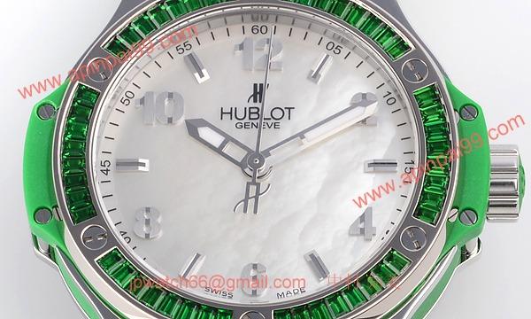 (HUBLOT)ウブロ コピー時計 ビッグバン トゥッティフルッティ アップル 361.SG.6010.LR.1922