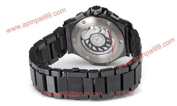 (HUBLOT)ウブロ 時計 コピー ビッグバン ブラックマジック 341.CX.130.CM