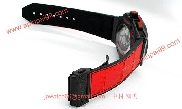 ウブロ 時計 コピー ビッグバン オールブラックレッド301.CI.1130.GR.ABR10