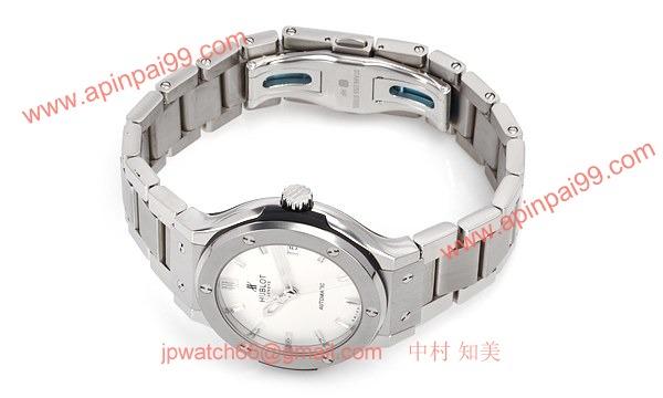 ウブロ 時計 コピー クラシックフュージョン チタニウム 565.NX.2610.NX