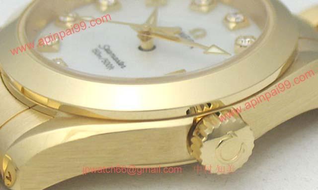 (OMEGA)オメガ スーパーコピー時計 シーマスター アクアテラ 2177-75