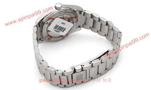 (OMEGA)オメガ スーパーコピー時計 シーマスターコーアクシャルアクアテラレイルマスター(M) 2504-52
