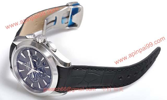 (OMEGA)オメガ スーパーコピー時計 シーマスタークロノコーアクシャルアクアテラクロノメーター 231.13.44.50.06.001