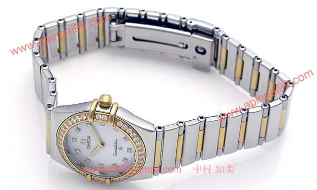 OMEGA オメガ 時計コピーブランドコンステレーション マイチョイス 1376-75