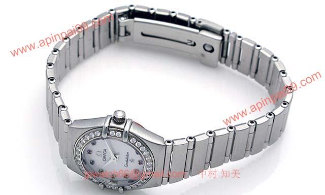 オメガ 時計コピー ブランドコピーコンステレーション ミニ アイリス 1460-79