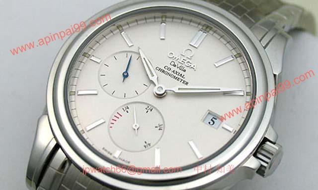 オメガ 時計 OMEGA腕時計コピー デビルコーアクシャルパワーリザーブ 4532-31