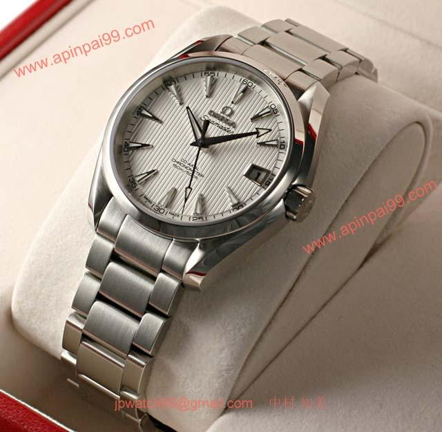 ブランド オメガ 腕時計コピー通販 シーマスター アクアテラ クロノメーター 231.10.39.21.02.001