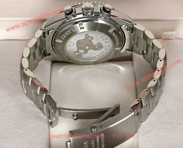ブランド オメガ 腕時計コピー通販 シーマスター プラネットオーシャン クロノ 2210-50