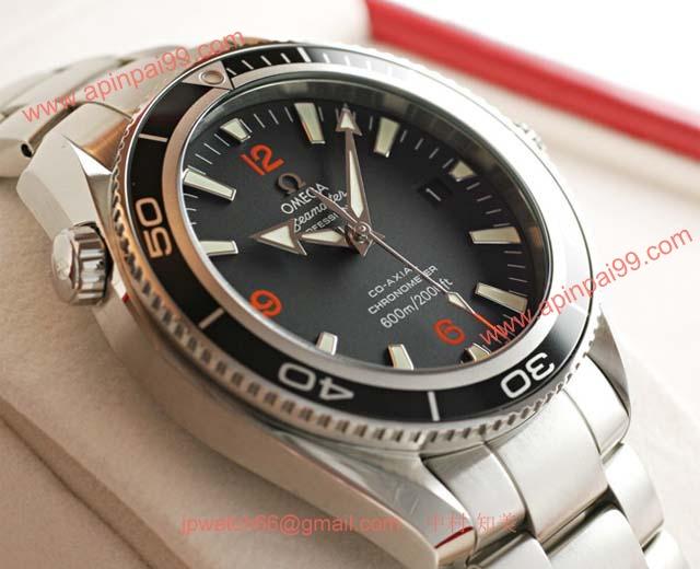 ブランド オメガ 腕時計コピー通販 シーマスター プロフェッショナル プラネットオーシャン 2201-51