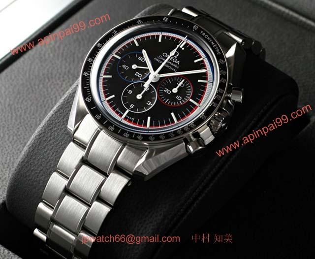 ブランド オメガ 腕時計コピー通販 スピードマスター プロフェショナル アポロ15号 311.30.42.30.01.003