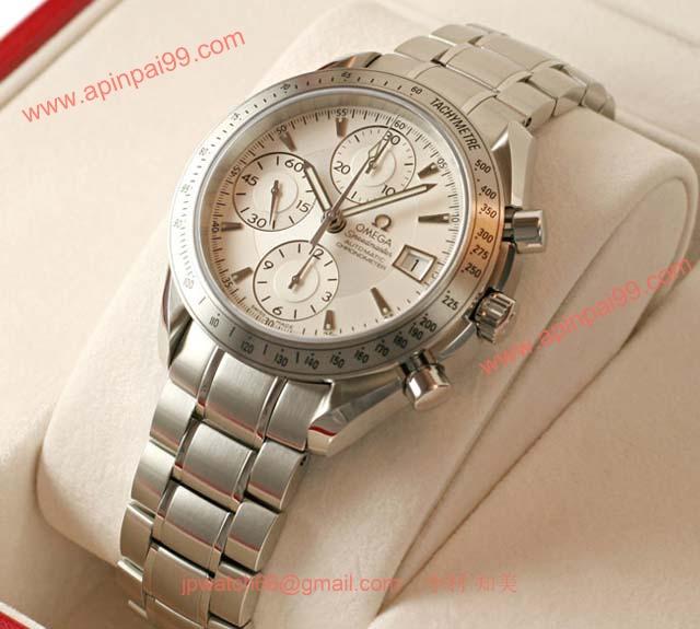 ブランド オメガ 腕時計コピー通販 スピードマスター デイト 3211.30