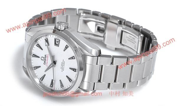 ブランド オメガ 腕時計コピー通販 シーマスター コーアクシャル アクアテラ クロノメーター 231.10.39.21.54.001