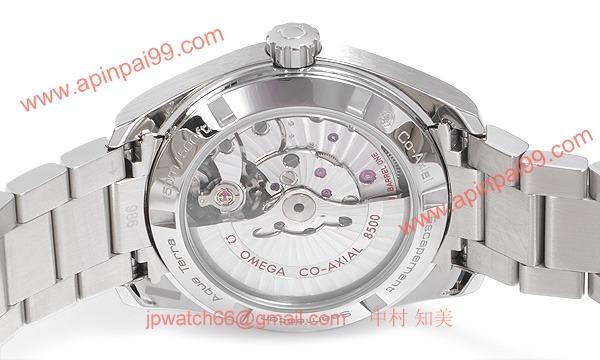 ブランド時計オメガ 人気 シーマスター アクアテラ クロノメーターM 231.10.39.21.01.001