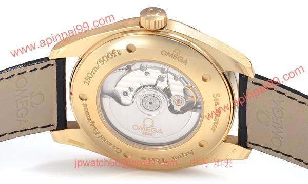 ブランド時計オメガ 人気 シーマスター コーアクシャル アクアテラ 2602-5032