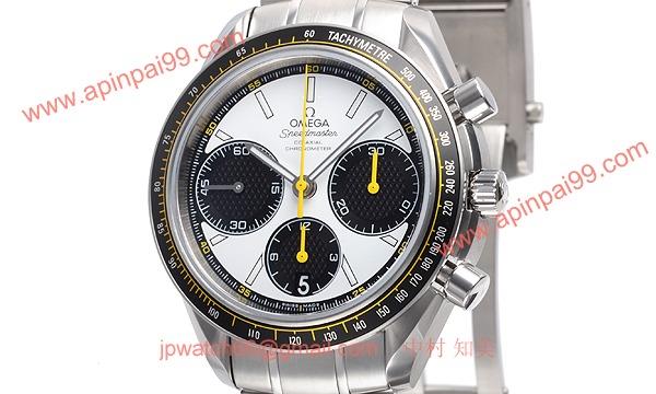 ブランド オメガ 腕時計コピー通販 スピードマスター レーシング 326.30.40.50.04.001