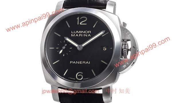 パネライ(PANERAI) コピー時計 ルミノール1950マリーナ3デイズ オートマチック42㎜ PAM00392