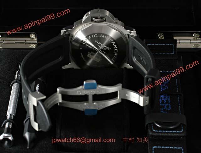 PANERAIパネライ ルミノールスーパー時計コピー サブマーシブル PAM00025