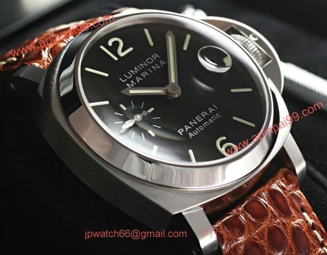 PANERAIパネライ ルミノールスーパー時計コピーマリーナ オートマティック PAM00048