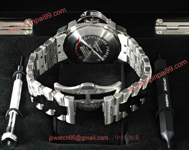 PANERAIパネライ ルミノールスーパー時計コピーマリーナ ホワイトダイアル PAM00051