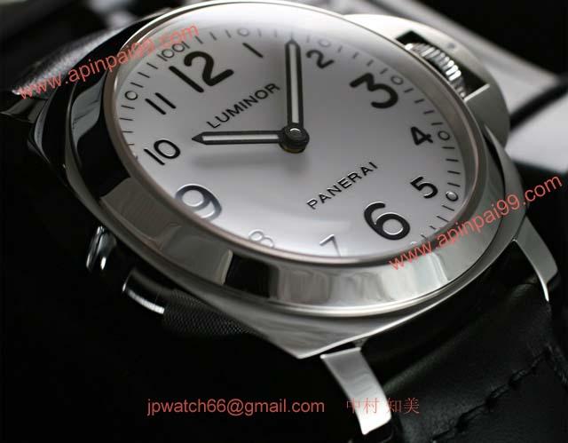 PANERAIパネライ ルミノールスーパー時計コピー べース PAM00114