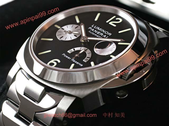 PANERAIパネライ ルミノールスーパー時計コピー マリーナ パワーリザーブ PAM00171