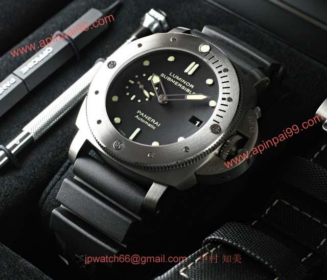 PANERAIパネライ ルミノールスーパー時計コピーサブマーシブル1950 3デイズ PAM00305