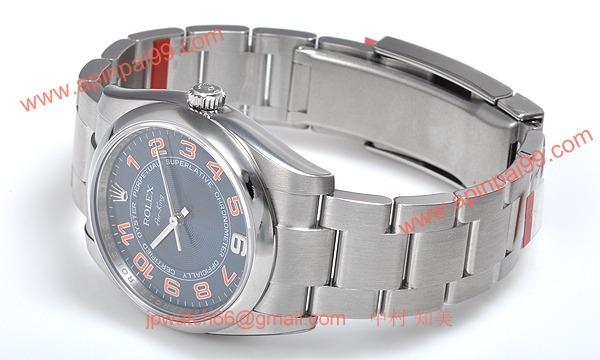 ロレックス(ROLEX) 時計 エアキング 114200