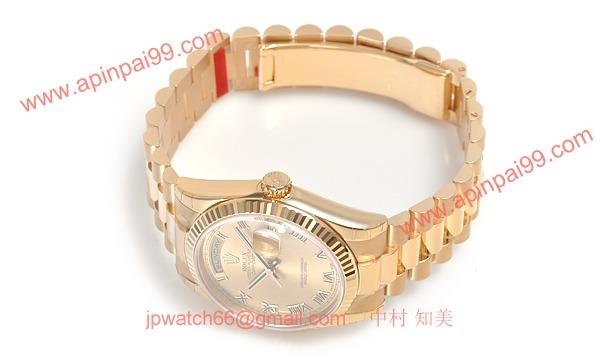 ロレックス(ROLEX) 時計 デイデイト 118238