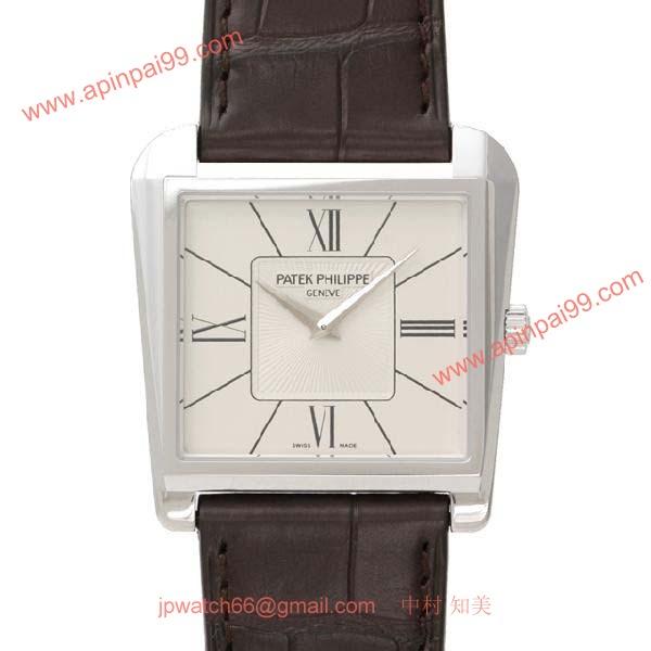 パテックフィリップ 腕時計コピー Patek Philippeゴンドーロ トラペーズ 5489G