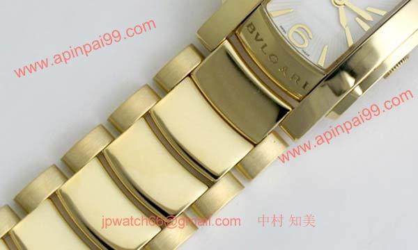 ブルガリ時計コピー Bvlgari 腕時計激安 アショーマD 新品レディース AA26WGG