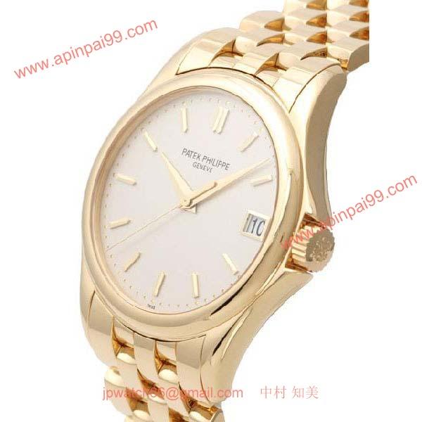 パテックフィリップ 腕時計コピー Patek Philippeカラトラバ CALATRAVA 5127/1J
