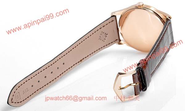 パテックフィリップ 腕時計コピー Patek Philippeカラトラバ 5196J