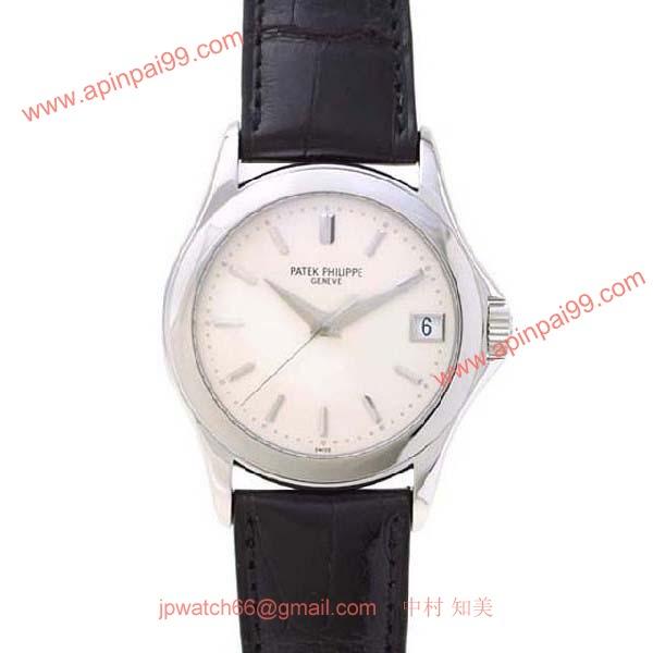 パテックフィリップ 腕時計コピー Patek Philippeカラトラバ CALATRAVA 5107G