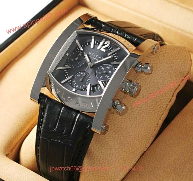 ブランド ブルガリBvlgari 時計コピー アショーマクロノ AA48C14SLDCH