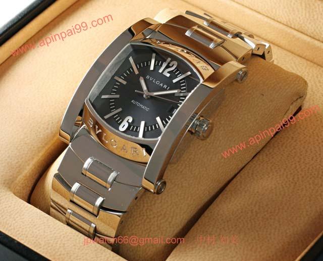 ブランド ブルガリBvlgari 時計コピー アショーマ ブルーグレーダイアル ブレスレット AA48C14SSD
